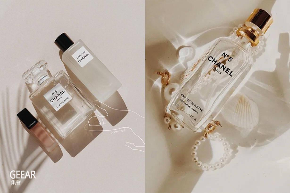 利用香气提升个人气质:Chanel最受欢迎的5款香水!
