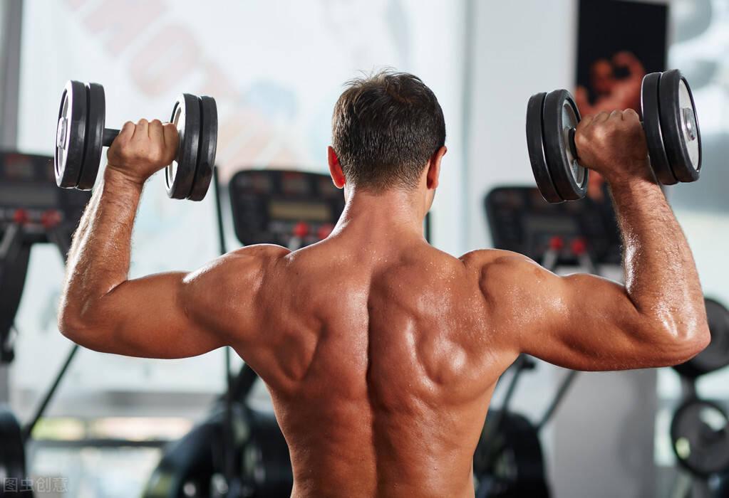 怎么把肩膀练宽?牢记6个练肩技巧,一组肩部训练动作!