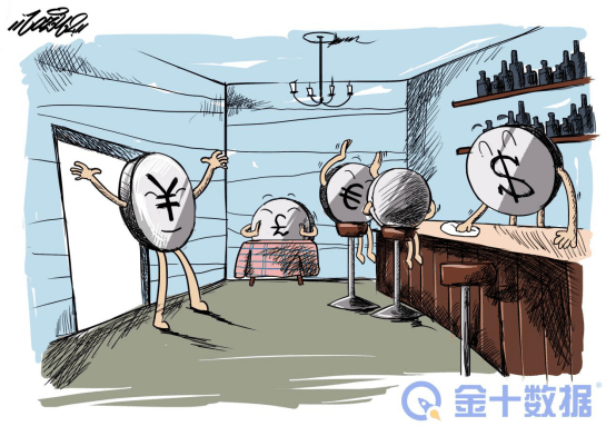 """41国加速""""去美元化""""!桥水创始人达利欧:人民币未来将取代美元"""