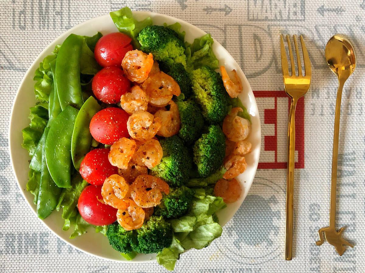 坚持这几个减脂饮食细节,减少热量摄入,促进体重下降