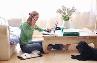 明年起,全球将有34%的员工永久在家办公