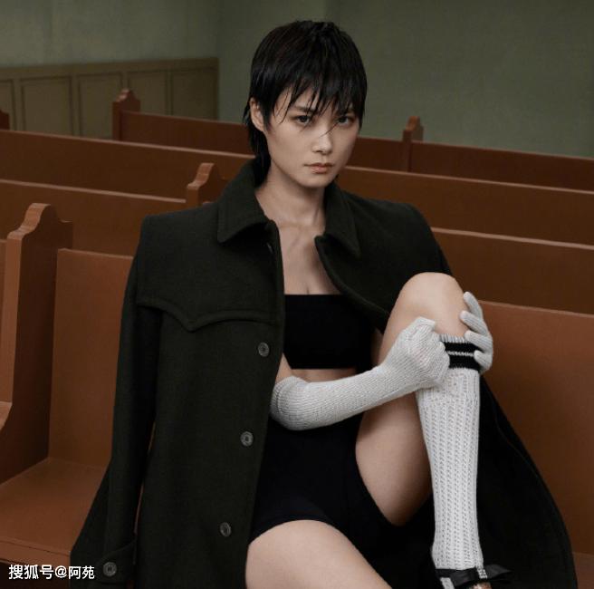 李宇春风格大转型?湿发大长腿造型又飒又性感!