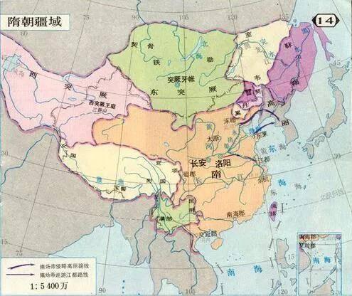 古代粮食神话,唐朝真的还在吃隋朝的粮食吗