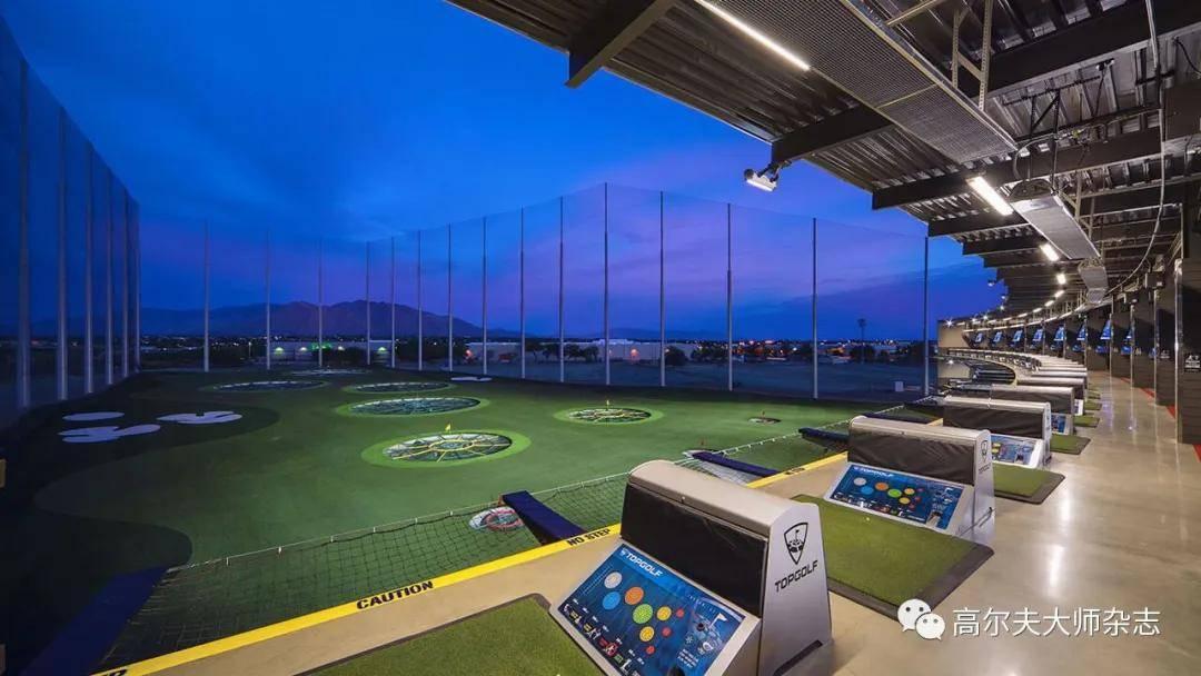 """高尔夫行业最大并购案:卡拉威并购美国""""网红""""练习场"""