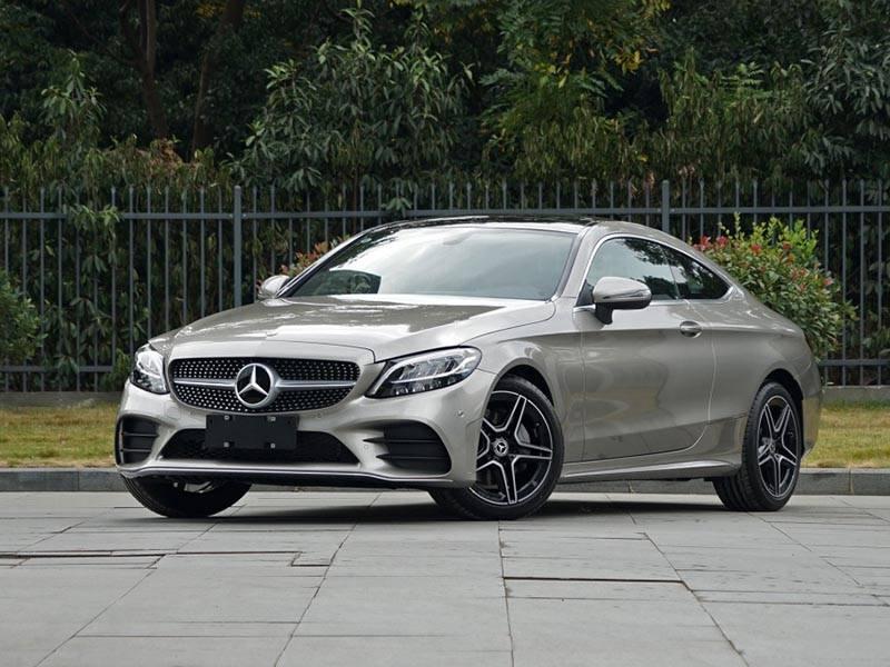 售价346,800,2021款奔驰c级coupe上市