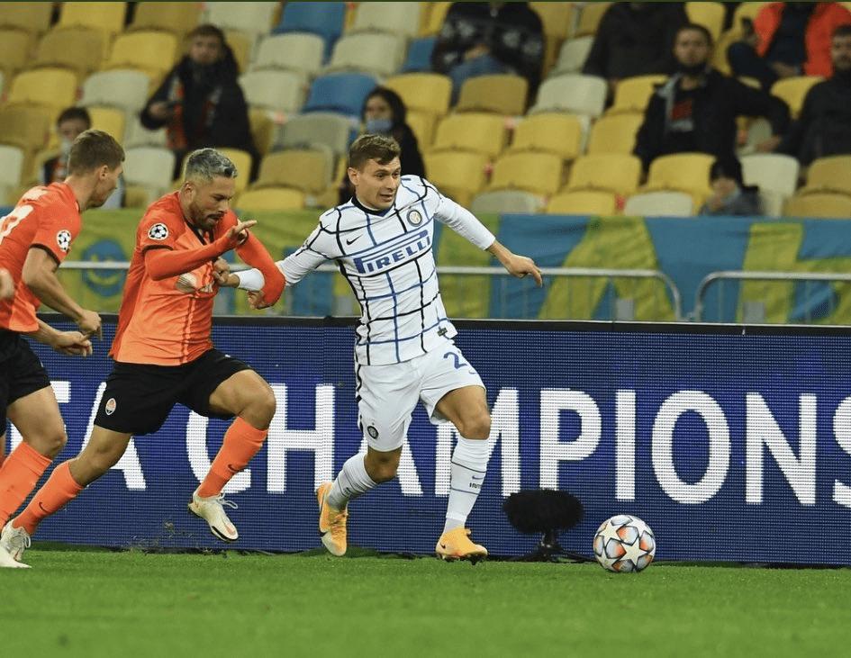 2020-2021赛季意甲联赛第6轮打开一场比赛