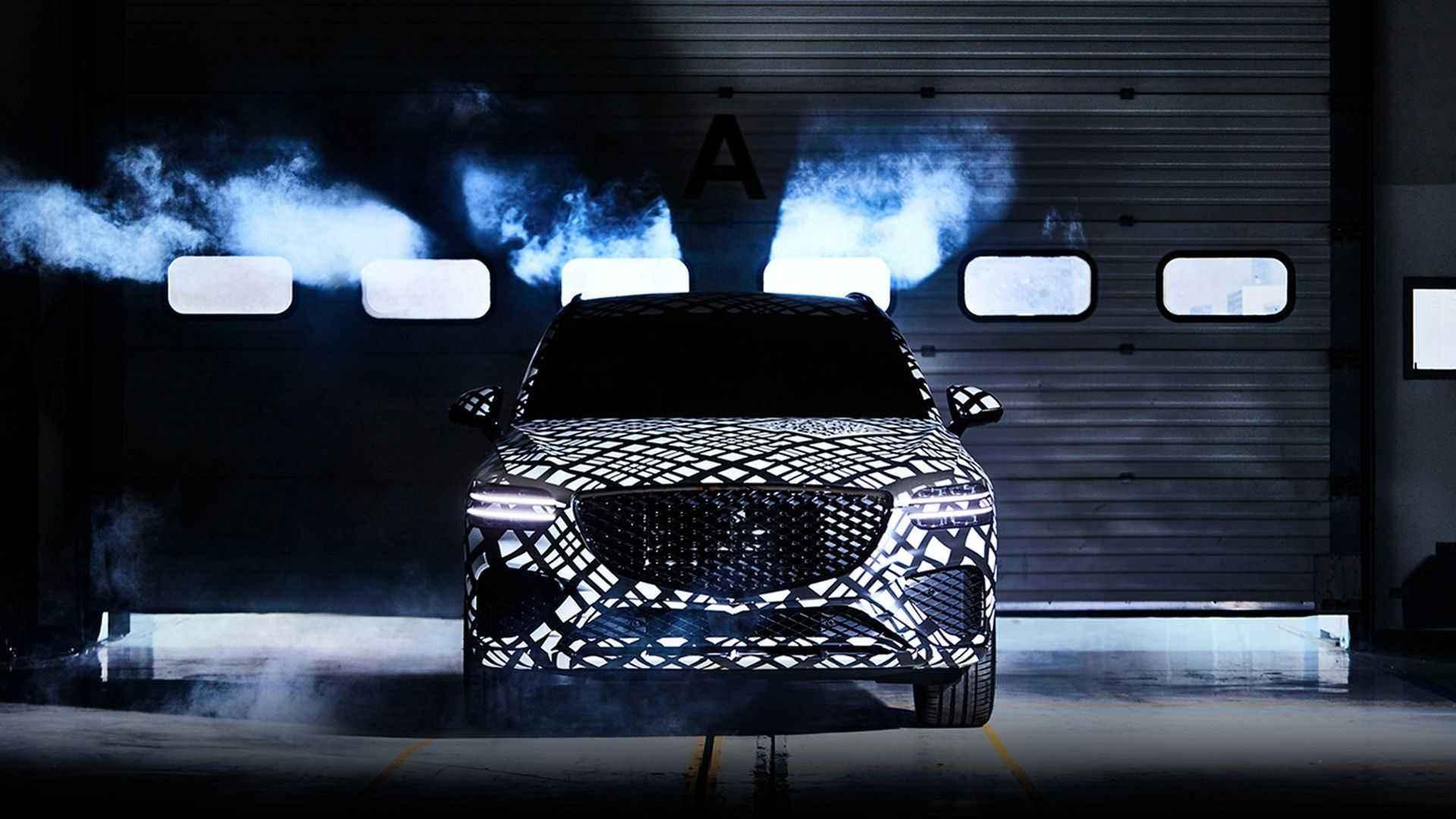 又一款原创豪华中型SUV曝光,质感让人叫好,但设计充满争议!