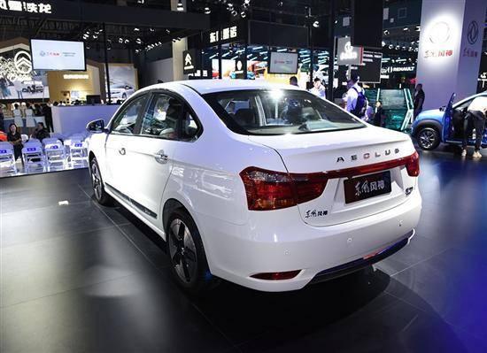 原厂2021款东风沈峰E70发布,新车共发布6款