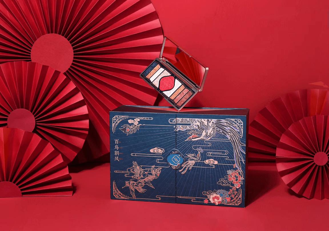 中国本土彩妆品牌崛起!成立短短3年,销售额超12亿