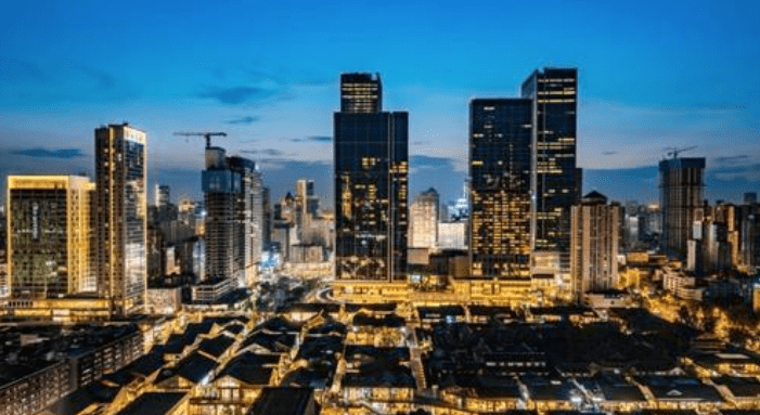 城市天际线亿万人口_城市天际线高效提升人口的方法