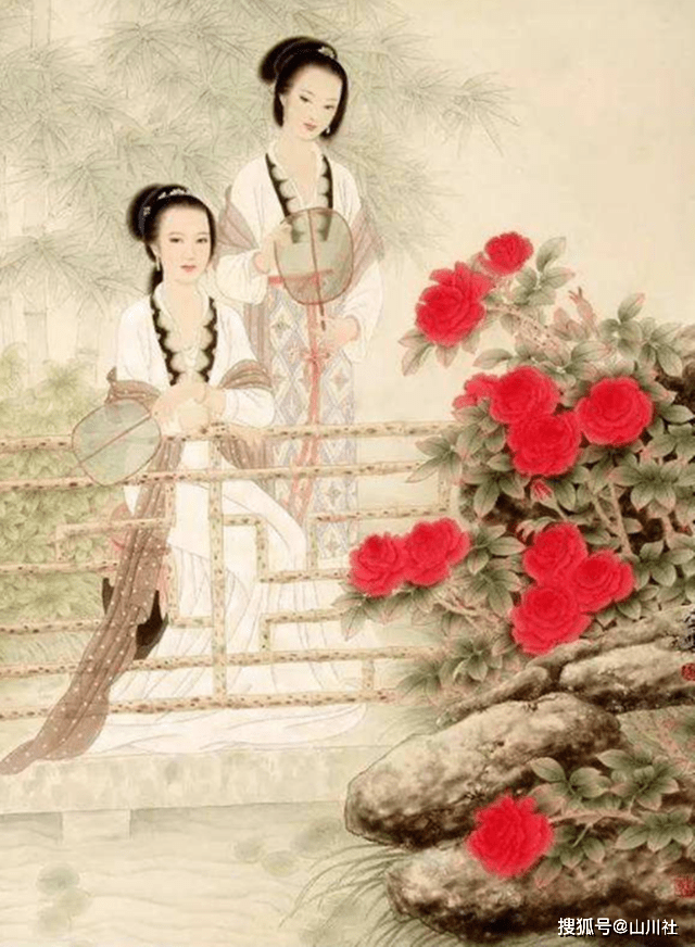 宋四大才女之一,命运堪比红楼梦中的香菱,靠一首诗救了自己一命