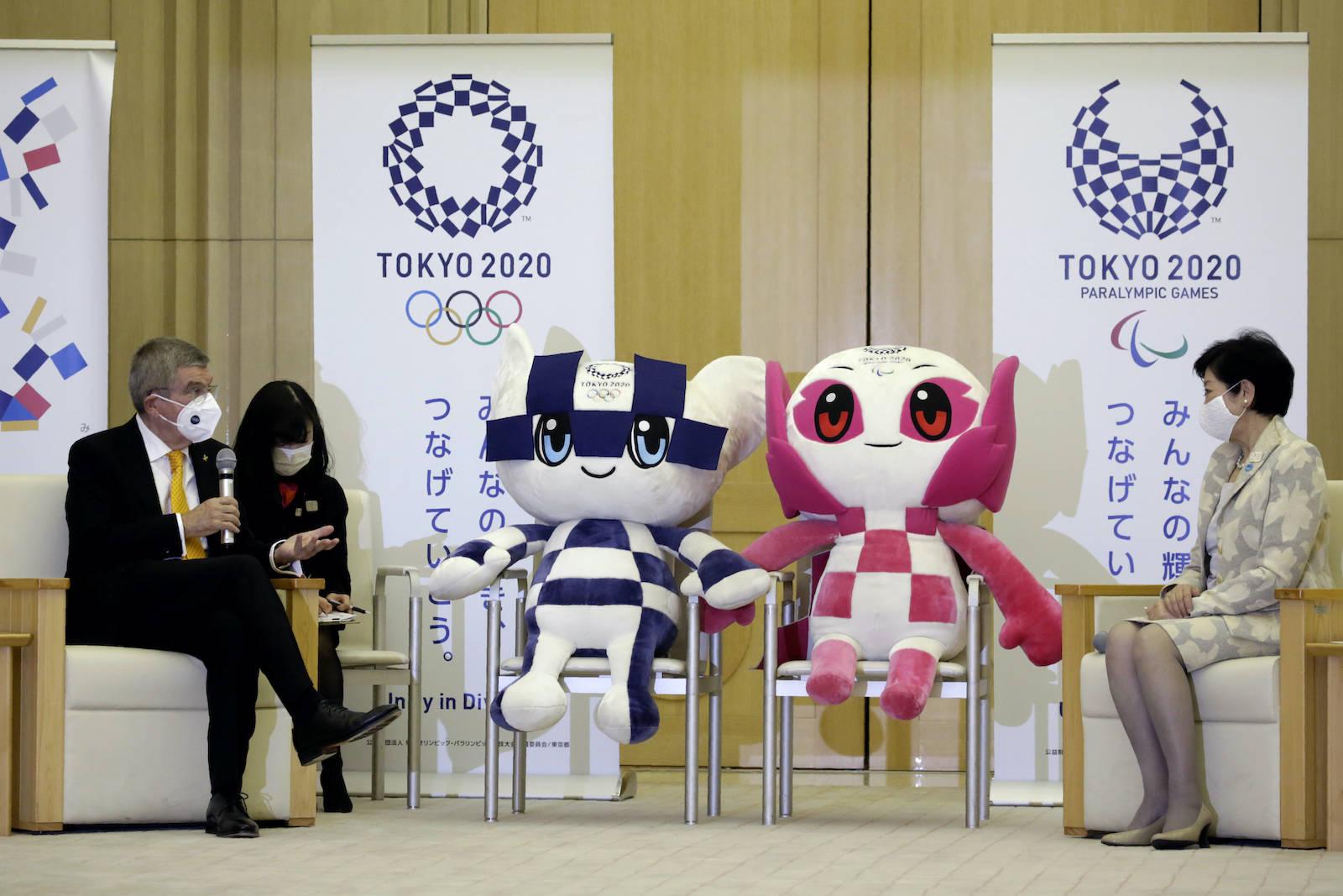 巴赫:如果研发出疫苗 外国运动员赴日本前接种