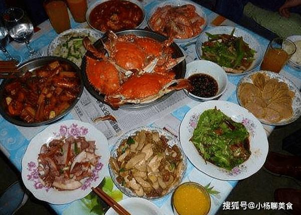 北方亲妈做的菜遇到南方婆婆做的菜,说谁做的好吃都不合适