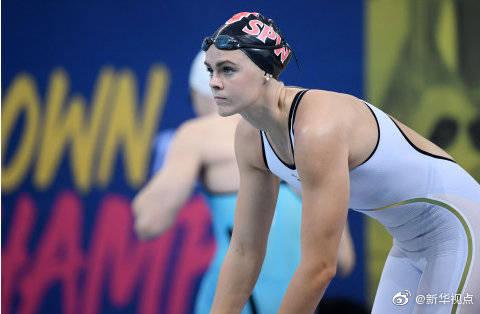 澳大利亚涉药游泳女选手禁赛期缩短 仍恐无缘东京奥运会