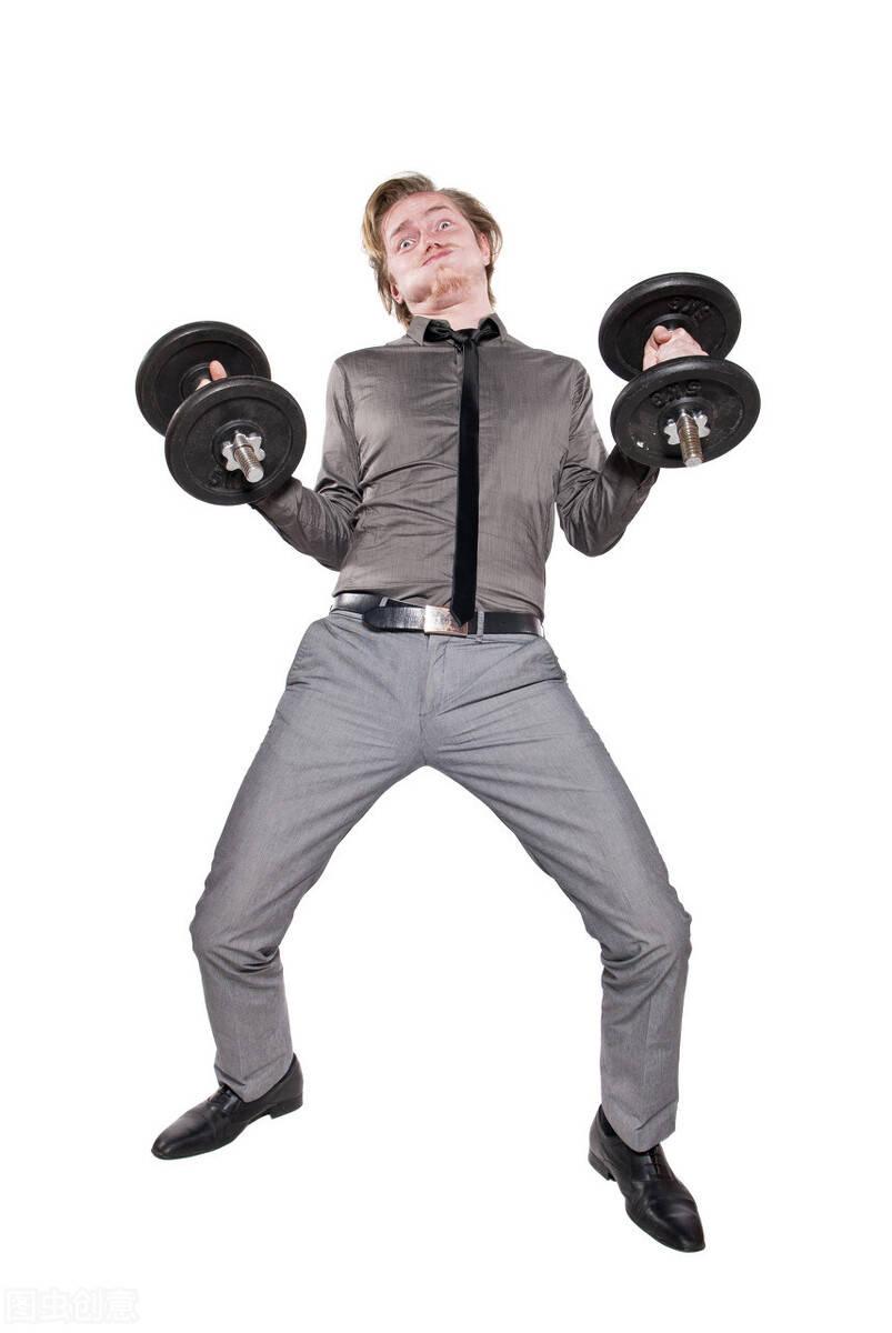 """哪些错误的健身行为,会让你越来越""""弱""""呢?_肌肉"""