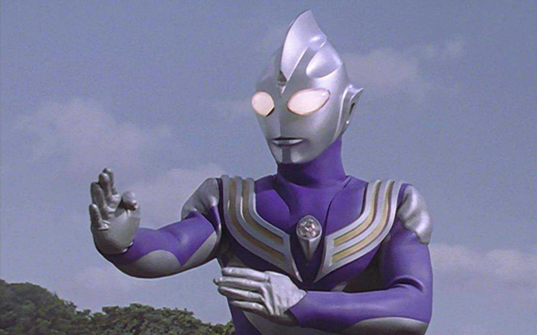 """《迪迦奥特曼》蓝紫色的空中型出现次数最少""""不受欢迎""""吗?"""