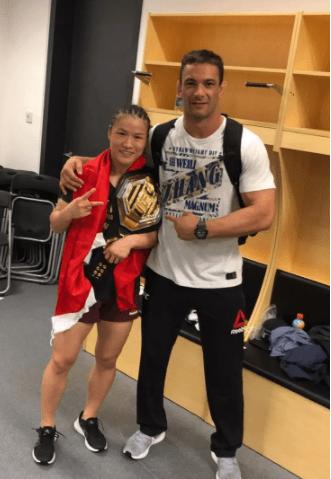 张伟丽将在2021年一季度迎来新挑战 教练称她做好了准备