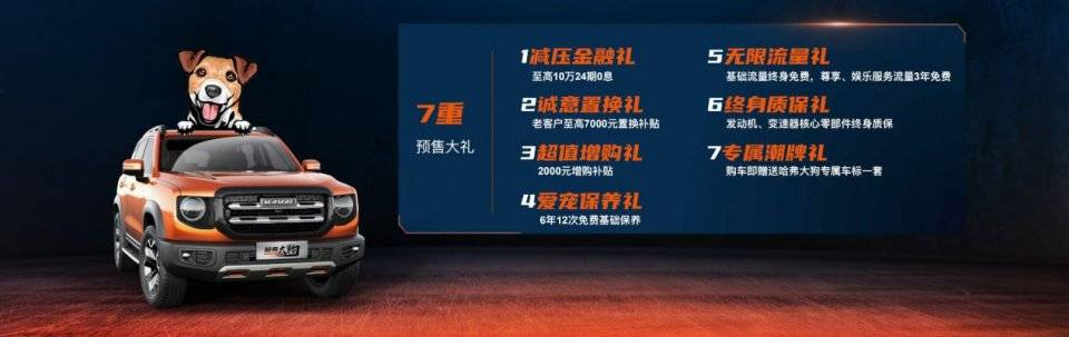 """16.19万元,哈弗大狗2.0T""""中华田园犬""""劲擎预售 网络快讯 第10张"""