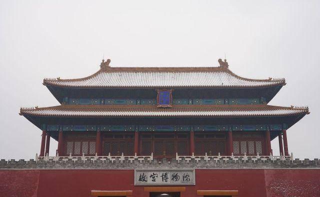 浙江的山寨故宫,许多古装剧在此取景,获游客的好评