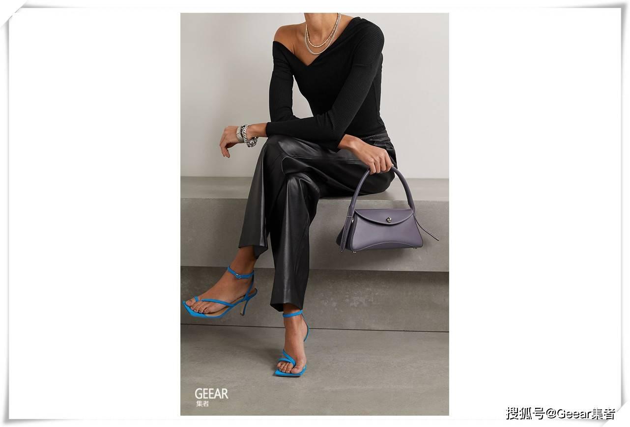 原创             受欧美女生追捧的这个领口设计,让你马上穿出高级感!