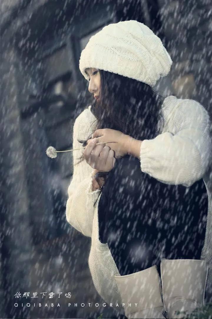 齐云轲:你那里下雪了吗?|阅读时光