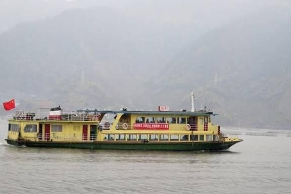 游完千岛湖,试试这条村间水上客运航线到歙县深渡镇