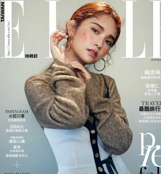 34岁杨丞琳终于找到适合自己的妆容,像换了张脸,说整容了都信