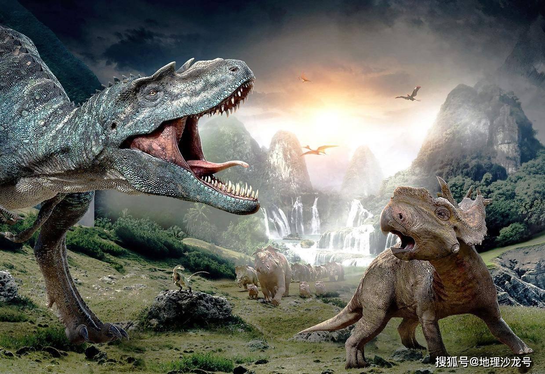 原创             6500万年前小行星撞击地球造成恐龙灭绝,你知道撞击点在哪里吗?