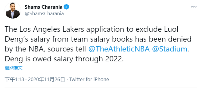 NBA做出重要決定!湖人被500萬幽靈合同坑慘,恐怕難再有大動作!-黑特籃球-NBA新聞影音圖片分享社區