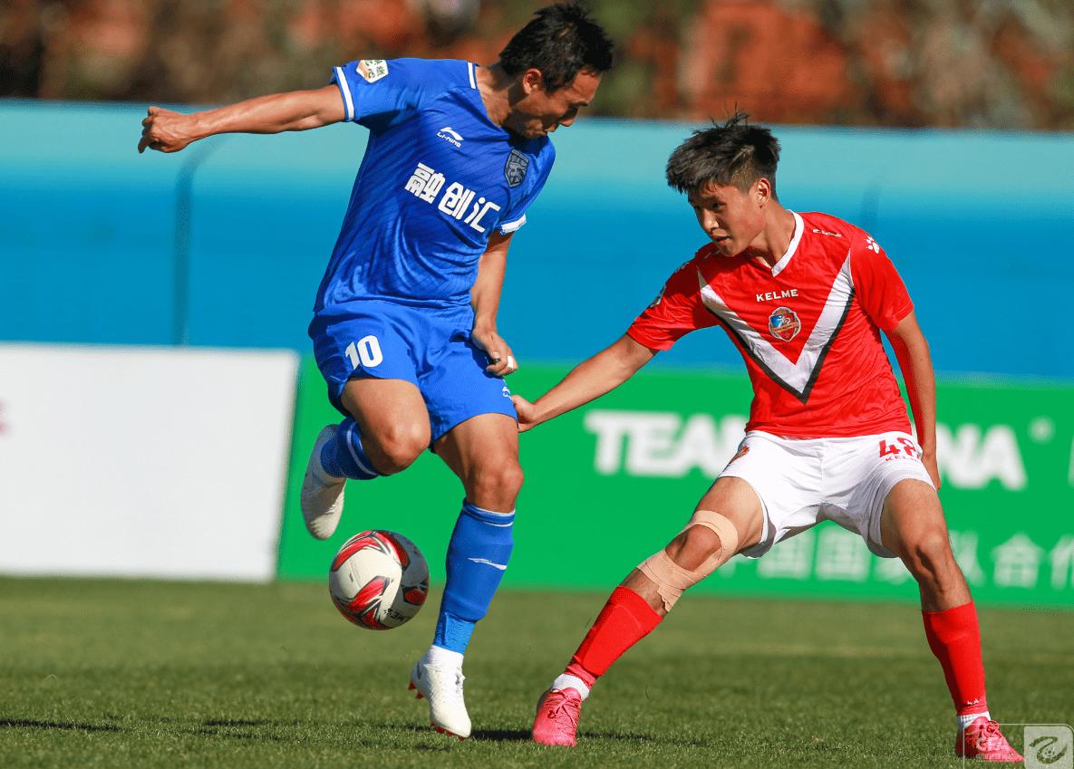 中乙|武汉三镇3比0湖南湘涛,提前一轮锁定冲甲附加赛名额……