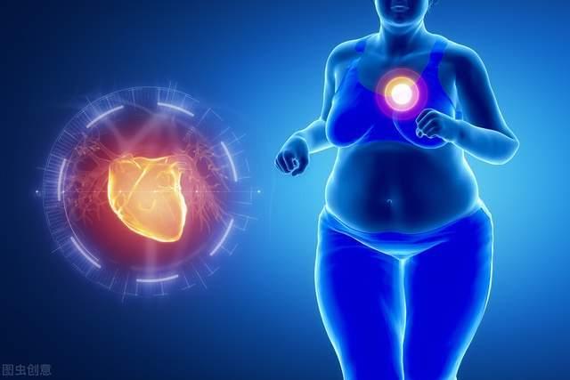 内脏脂肪超标危害大!坚持做到4点,甩掉身体多余赘肉,恢复平坦小腹!