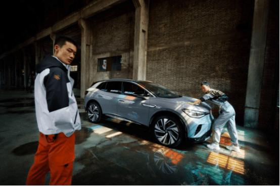 年轻人追求的纯电动汽车惊艳新作,ID.4 CROZZ来了!