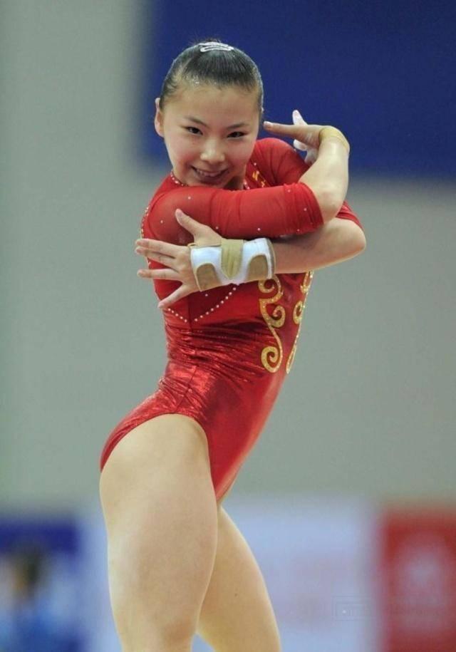 体操队唯一金牌大满贯得
