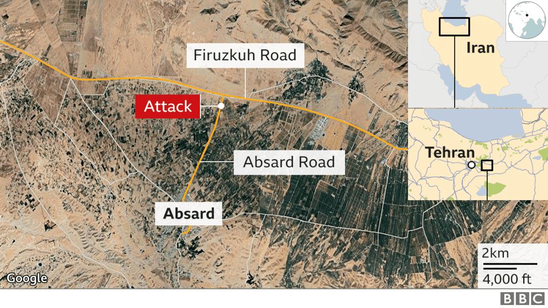 百事3平台官网伊朗首席核科学家遭暗杀,以色列和美国的合谋? (图3)