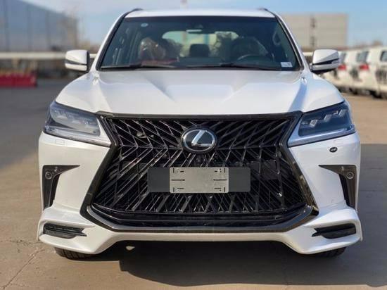 2020款雷克萨斯LX570 进口越野豪驾优惠升级