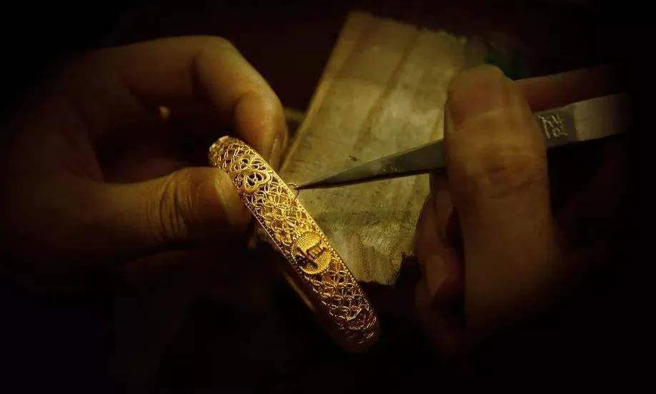 关于古法黄金你不得不知的3大秘密,看完第一个我就竖起了大拇指!