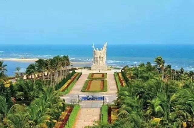 海南19個市縣226個旅遊景點大全,不用找了,全在這裡!