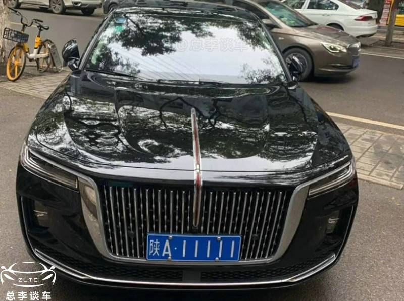 西安最牛五连号,车牌估值均超百万,这些靓号都在什么车上?