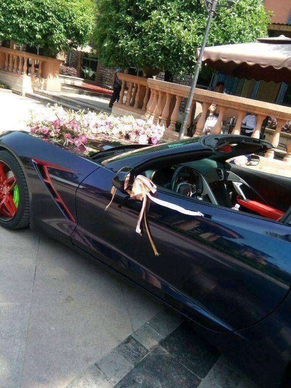 小伙为结婚租的这辆跑车,竟被认成了五菱,想哭