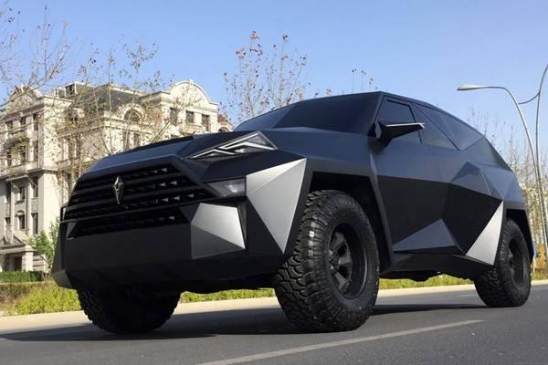原国产SUV的反击?艺术卡尔曼卖1200万!