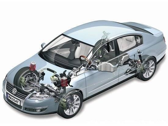 优秀的工程师告诉你!电动车和传统汽车底盘的区别!