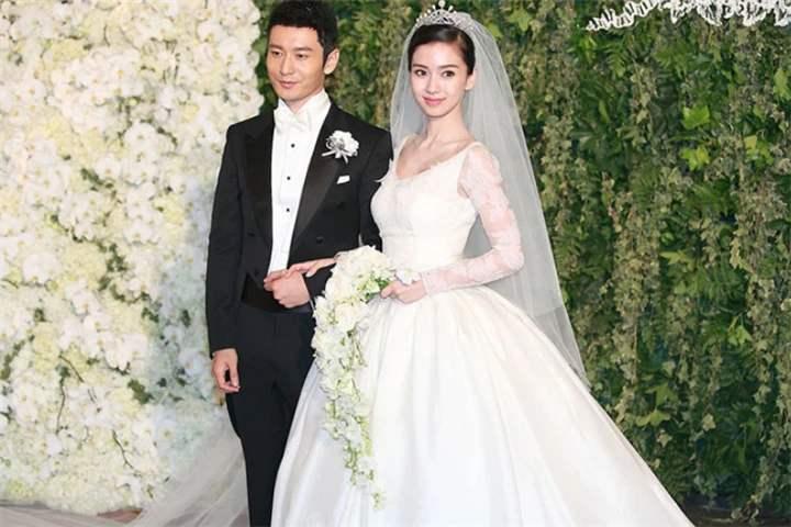 港媒曝黄晓明夫妇已经离婚,著名娱记曝出内幕:两人结婚或为炒作