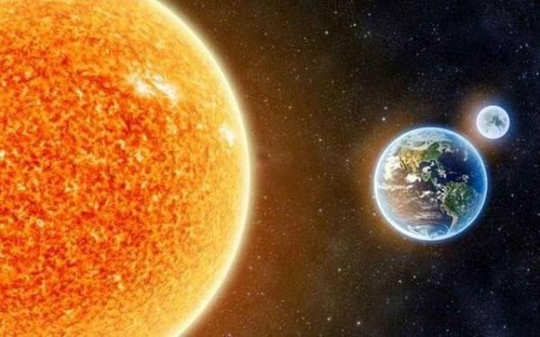 我们看到的阳光是八分钟前的还是几万年前的?zct