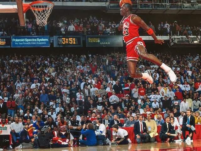 NBA史上天赋最强的5大巨星:詹皇屈居第2,乔丹仅第5_勒布朗-詹姆斯