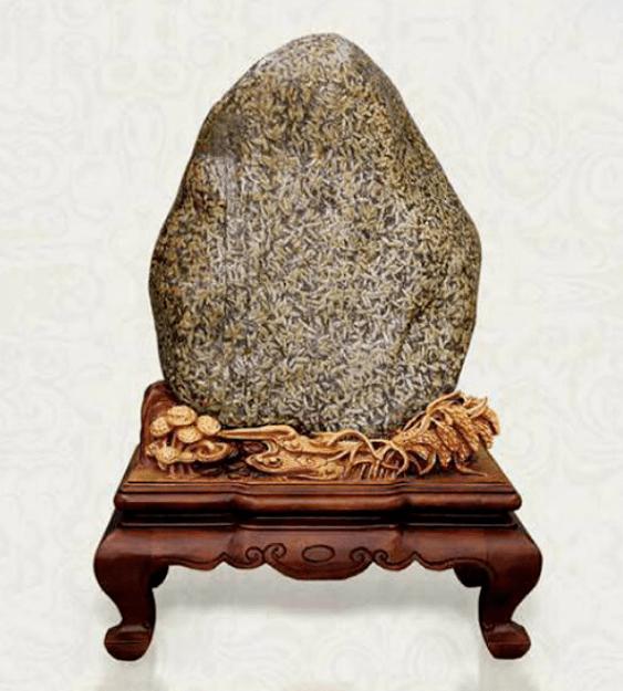 江西除了产黄蜡石,原来还产这种石,密集恐惧者慎入!