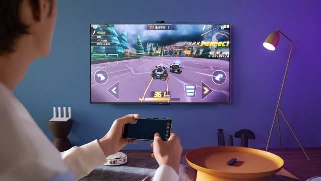 娱乐、实力、面值都涵盖在内,华为智能屏S系列打造十年过时的产品!