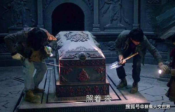 古代盗墓者的潜规则:不挖3种墓,即使挖了也不做3件事