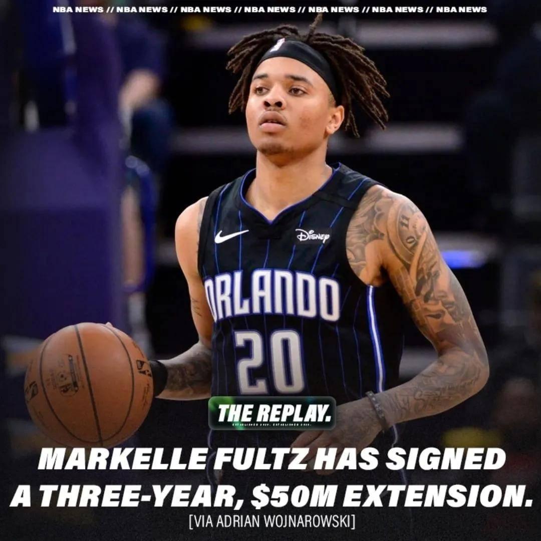 5000万大合同!全NBA等了他三年