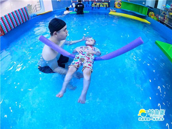 快乐畅玩其中,在水育课程中收获更多的乐趣  第2张