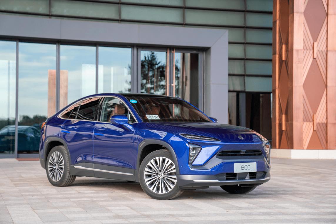不仅仅是绝代华丽,试驾威来智能电动轿跑SUV EC6